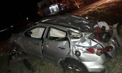 Borrachos provocan fatal accidente, víctima es una niña