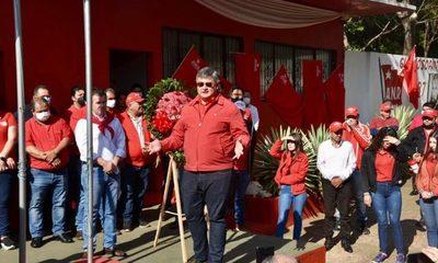 """""""Tiki"""" González destaca unidad de colorados y asegura que honrará el compromiso de trabajo – Diario TNPRESS"""