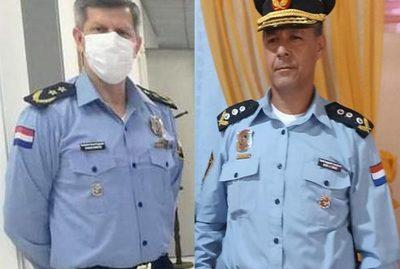 Asumen nuevos jefes policiales de Alto Paraná y deben enfrentar alto índice de delincuencia – Diario TNPRESS