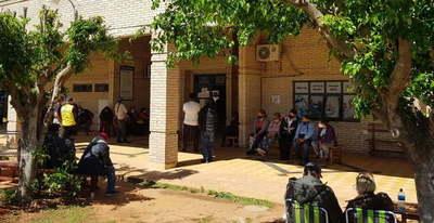 Guairá: Pacientes viajaron a Coronel Oviedo para recibir atención oftalmológica