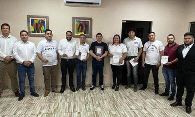 Rojas Borja suma otra lista a su candidatura