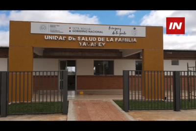 CARMEN DEL PNA: USF DE YACAREY ESTÀ PRÁCTICAMENTE CULMINADA