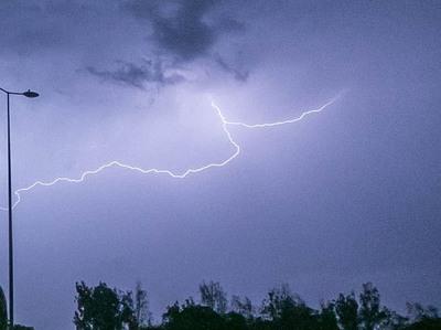 Lluvias con tormentas eléctricas desde hoy
