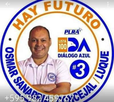 """""""Candidato a concejal de Luque acosa a mi hija de 15 años"""" •"""