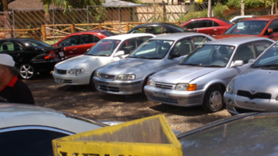 "Hay considerable aumento de robos de autos ""vía Chile"", asegura Policía"