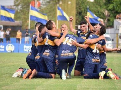 Sportivo Trinidense venció al 2 de Mayo en la División Intermedia