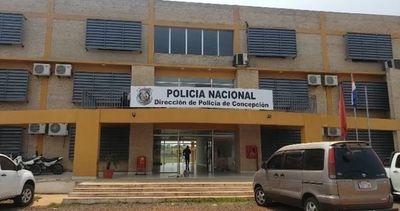 Comandancia cambia a jefes policiales de Concepción
