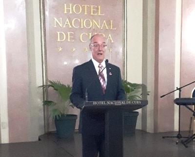 Falleció el embajador paraguayo en Cuba