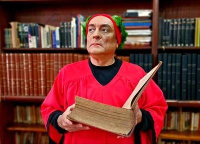 A 700 años de su fallecimiento, Dante Alighieri será recordado con la puesta Dante Universal en 3 colores en el Teatro Municipal – Prensa 5