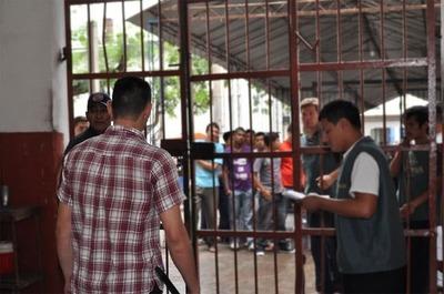 Descartan amotinamiento en Tacumbú