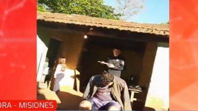 Detienen a expolicía como sospechoso por el millonario robo a anciana