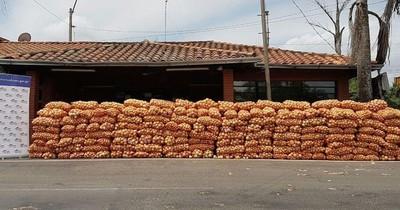La Nación / Productores de cebolla se movilizarán este martes contra el contrabando