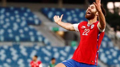 Chile podrá contar con Brereton para enfrentar a Paraguay