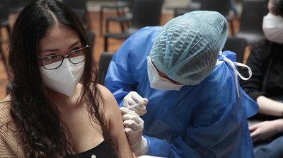 Ecuador comenzó a vacunar contra el covid a adolescentes entre 12 y 15 años