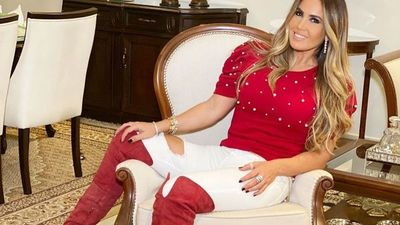 Lorena Arias: La única dama de la mesa