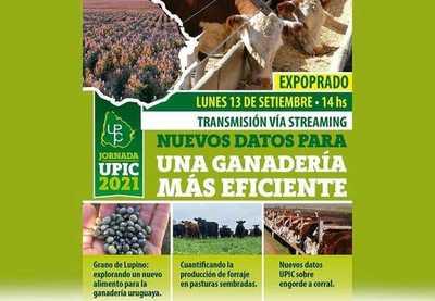 """Charla técnica en Uruguay: """"Nuevos desafíos para una ganadería más eficiente"""""""