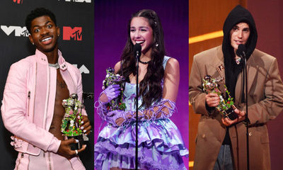 Ganadores de los MTV VMAs 2021