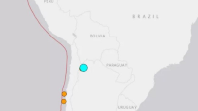 Terremoto de 6.2 sacude el norte de Argentina  ¿Temblor se sintió  en Paraguay?