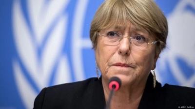 Bachelet espera que el diálogo logre avances importantes para proteger los DD.HH en Venezuela