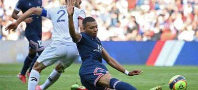 El París SG golea al Clermont pese a jugar sin Messi y Neymar
