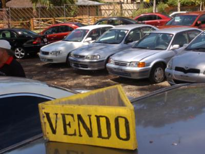 Policía registra aumento considerable de robos de autos 'vía Chile'