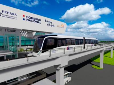 Tren de Cercanías: proyecto incluye financiación y liberación de franja de dominio