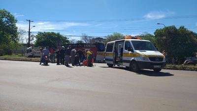 Papá de Aarón quedó con lesiones graves tras sufrir accidente de tránsito – Prensa 5