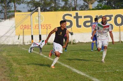 Sportivo Carapeguá e Itapuense lucharán por el título
