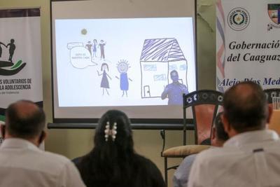 Presentan en Caaguazú primer programa de acogimiento familiar