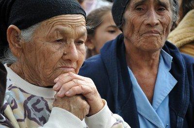 Hoy arranca censo de adultos mayores