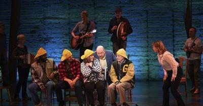 """La Nación / """"Come from away"""", el musical de Broadway con telón de fondo del 11-S"""
