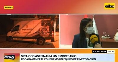 Fiscales de Crimen Organizado investigarán asesinato de empresario