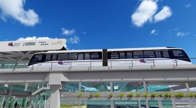 Coreanos vendrán al país para acordar instalación del tren de cercanía