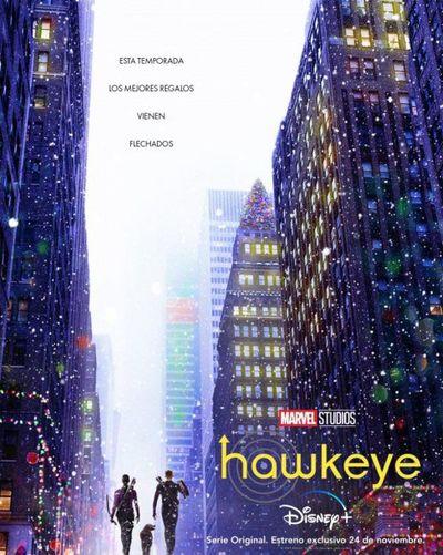 Marvel lanza primer tráiler de la esperada serie de Hawkeye