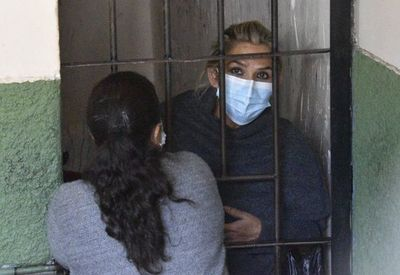 Áñez cumple 6 meses en prisión en Bolivia a espera de pronunciamiento de CIDH