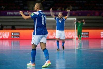 República Checa, Marruecos, Brasil y Portugal golean