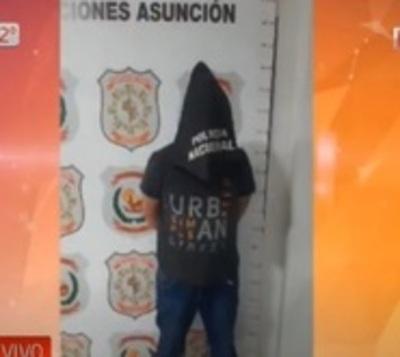 Cae presunto estafador en Asunción