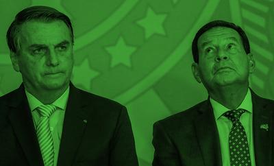 """Tensión en Brasil, el vicepresidente aseguró que """"no hay espacio para una ruptura institucional"""""""