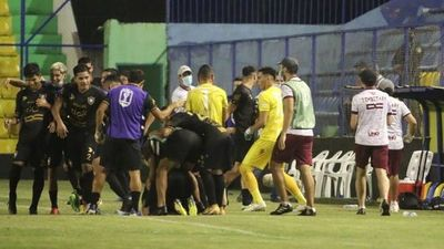 Copa Paraguay: Tembetary e Iteño pasan a octavos