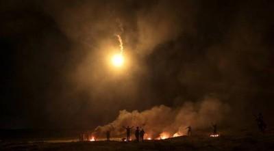 Israel vuelve a bombardear Gaza tras nuevo lanzamiento de cohete