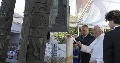 La Nación / El Papa, de visita en Eslovaquia