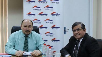 Abdo pidió informes   por  denuncia de Aduanas a senador de su partido