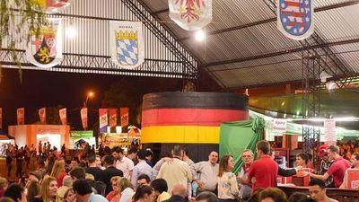 En  2022 vuelve fiesta de las colectividades en Hohenau