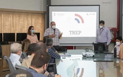 TSJE arranca etapas de verificación del TREP y audiencia de pantalla de voto