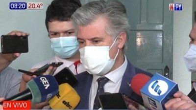 Organizaciones criminales serían las responsables del asesinato de Schwartzman, dice Giuzzio