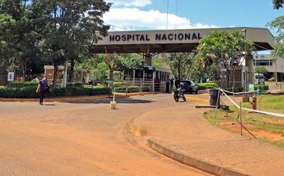 Hospital Nacional de Itauguá ya no tiene internados en sala por Covid-19