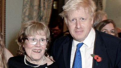 A los 79 años murió la madre del primer ministro británico