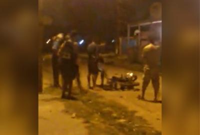 Balacera en zona del refugio RI 14 termina con un herido, un detenido y dos prófugos
