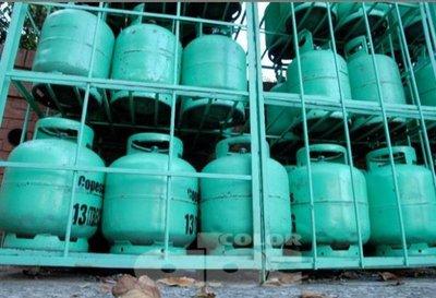 Gas de uso doméstico sube 600 por kilo y el vehicular 300 guaraníes