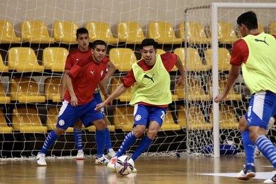 ¡Llegó el día! Paraguay se estrena en el Mundial de Futsal Lituania 2021